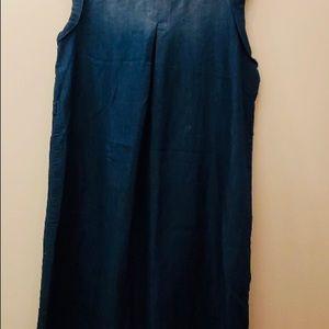 Forever 21 denim dress size L.
